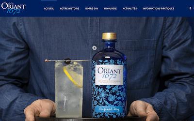 Gin Heol an Oriant 1672