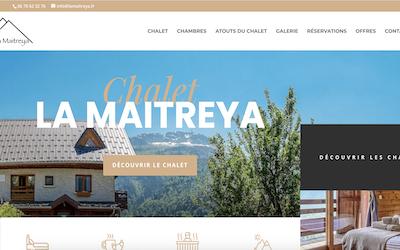 Châlet La Maitreya