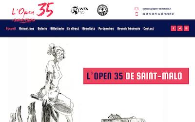 L'Open 35 de Saint-Malo